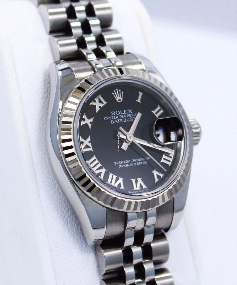 Rolex Lady-Datejust 179174 подержанные
