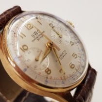 BWC-Swiss Or jaune 33,5mm Remontage manuel 1046 occasion