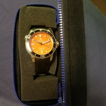 Deep Blue Steel 45.3mm Automatic new