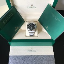 Rolex Explorer Steel 39mm Black Arabic numerals United States of America, Illinois, Bartlett