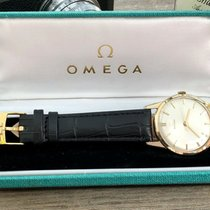 Omega Yellow gold 34mm Manual winding pre-owned