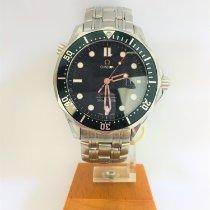 歐米茄 Seamaster Diver 300 M 鋼 41mm 黑色 無數字 香港, TSIM SHA TSUI