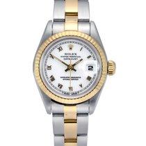 Rolex Lady-Datejust 69173 Good Gold/Steel 26mm Automatic