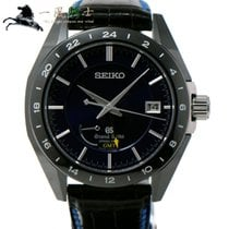 Seiko pre-owned Automatic 43mm Blue Sapphire Glass 10 ATM
