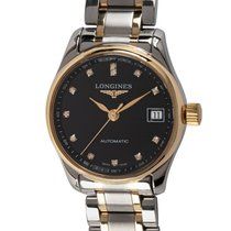 Longines Master Collection Gold/Steel 26mm Black United States of America, Texas, Austin