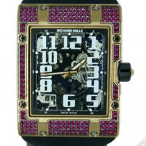 Richard Mille Rose gold 50mm Automatic RM16 AJRG pre-owned