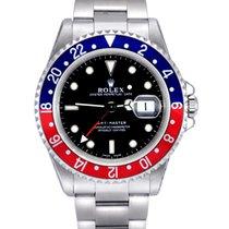 Rolex GMT-Master Steel 40mm Black No numerals United Kingdom, Manchester