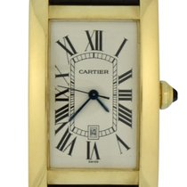 Cartier Yellow gold Automatic W2603156 pre-owned