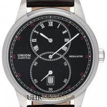 Union Glashütte Steel 41mm Automatic D007.445.16.053.00 new