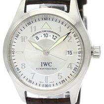 IWC パイロット ウォッチ スピットファイア UTC IW325107 良い ステンレス 39mm 自動巻き 日本, tokyo