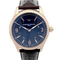Frederique Constant Horological Smartwatch FC-282AN5B4 New 42mm Quartz