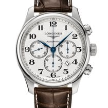 Longines L2.859.4.78.3 Steel 2021 Master Collection 44mm new