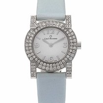 Carl F. Bucherer Pathos White gold 27mm Mother of pearl