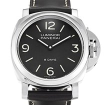 Panerai LUMINOR 8 DAYS STEEL PAM560