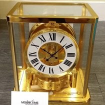 Jaeger-LeCoultre Atmos Classique Gold Plated [NEW]