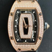 Richard Mille Rose gold 2019 RM 07 new