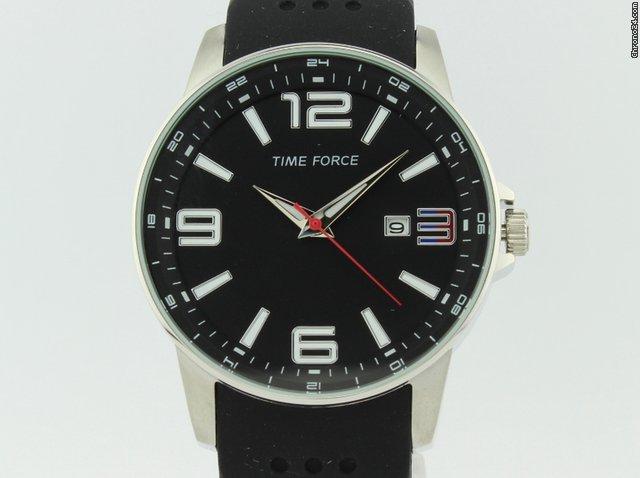comprar popular 0fc06 5030e Time Force Gerard Piqué Quartz Steel P1001M01