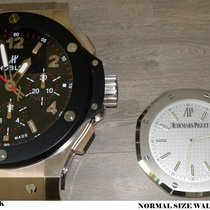 Χίμπλοτ (Hublot) XXL Wall clock , desk clock wallclock, reloj...
