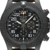 Breitling Avenger Hurricane Breitlight Automatik Armband...