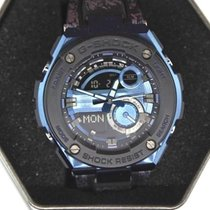 Casio G-SHOCK GST-200CP-2A G-STEEL WATCH WITH BOX & PAPERS