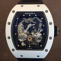 Richard Mille [USED] RM 51-01 White Ceramic Tiger & Dragon...