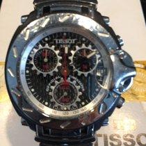 Tissot T-Race 2004 MotoGP Chronograph  Carbon neues Armband