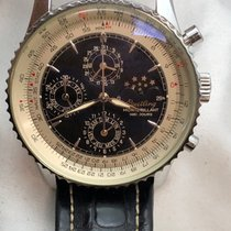 Breitling Montbrillant (Submodel) pre-owned Steel