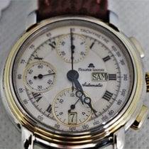 Maurice Lacroix cronografo automatico acciaio e oro