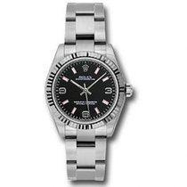 Rolex Oyster Perpetual 31 new Automatic Watch with original box and original papers 177234 BKAPIO