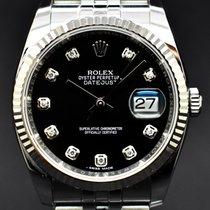 Rolex Datejust Dial Diamonds Full Set 2017