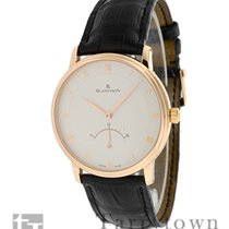 Blancpain 40mm Automatic pre-owned Villeret (Submodel) Silver
