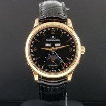 Jaeger-LeCoultre Master Calendar Rose gold 37mm Black Arabic numerals