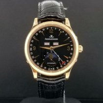 Jaeger-LeCoultre Master Calendar Rose gold 37mm Black Arabic numerals United States of America, New York, New York