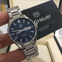 TAG Heuer Carrera Calibre 5 Day-Date 41mm Blue