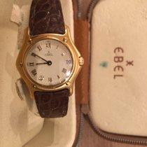 Ebel 1911 (Submodel) tweedehands 23mm Geelgoud