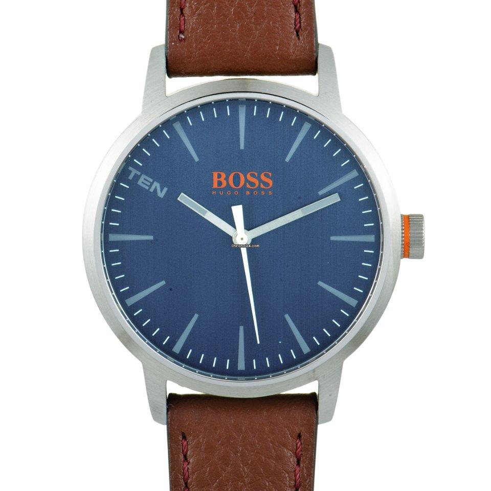ce16bba72d5 Comprar relógios Hugo Boss Aço