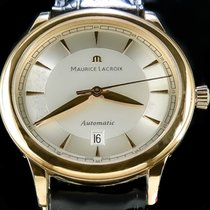 Maurice Lacroix 40mm Automatic pre-owned Silver