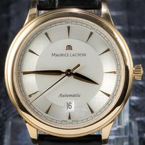 Maurice Lacroix Rose gold 40mm Automatic LC6008-PG101-130 pre-owned