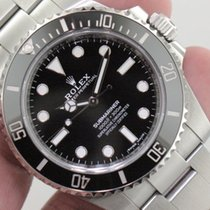 Rolex Submariner (No Date) pre-owned 41mm Steel