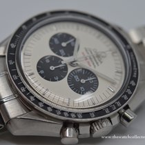 Omega 35693100 Stahl Speedmaster Professional Moonwatch 40mm
