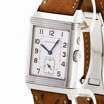 Jaeger-LeCoultre 270.8.54 Stal Reverso Duoface 26mm używany