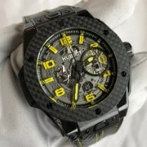 Hublot Big Bang Ferrari Ceramic 45mm Transparent Arabic numerals