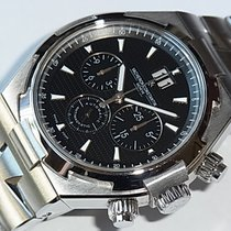 Vacheron Constantin 49150/B01A-9097 Steel Overseas Chronograph 42mm pre-owned
