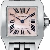 Cartier Santos Demoiselle Steel 20mm Roman numerals United States of America, California, Moorpark