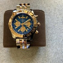 Breitling Chronomat 44 Gold/Steel 44mm Blue United States of America, California, Poway