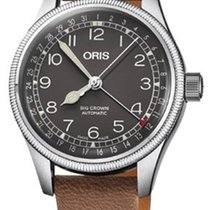 Oris Big Crown Pointer Date 01 754 7749 4064-07 5 17 68G 2020 new