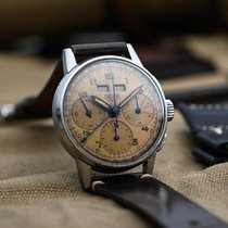Heuer pre-owned Manual winding 35mm