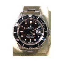 Rolex 16610 Zeljezo 1991 Submariner Date 40mm rabljen