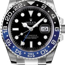 Rolex GMT-Master II 126710BLNR 2016 pre-owned