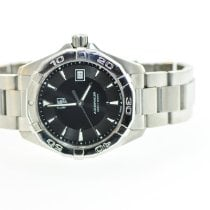 TAG Heuer Steel 40.5mm Quartz WAY1110.BA0928 pre-owned United States of America, Georgia, Snellville